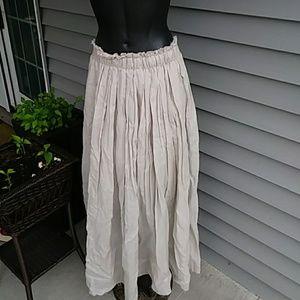 Elie Tahari Funky Maxi Skirt